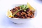 Barbunya - red beans meze