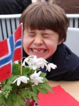 I love the Norwegian national day