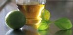 Olive oil - lime - basilikum