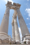 Pergamum - a city long gone