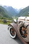 Veteran car and Stryn