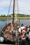 Viking ship travel