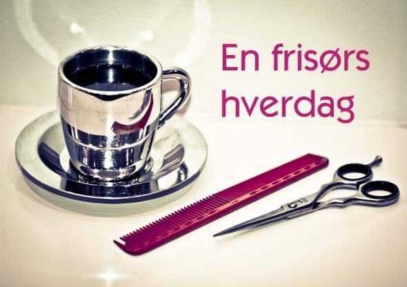 Fotoeaasy: En frisørs hverdag